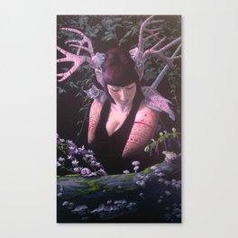 Dreams of Rebirth Canvas Print