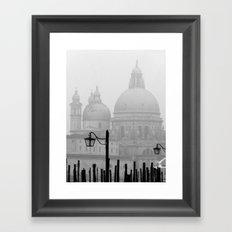 Santa Maria Della Salute Framed Art Print