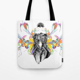 emanate Tote Bag