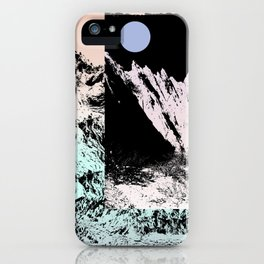 That circle which might be a moon iPhone Case
