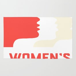 Women's March on Washington 2017 Official Rug