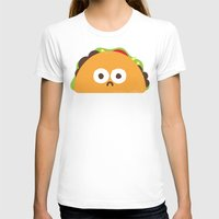 taco T-shirts featuring Taco Eclipse of the Heart by David Olenick
