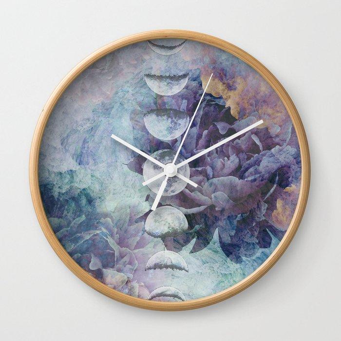 RHIANNON Wall Clock