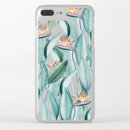 Back to Paradise Island #society6 #decor #buyart Clear iPhone Case