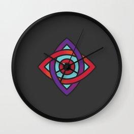 Bifocal Wall Clock