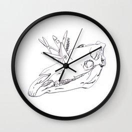 Swiss Army Unicorn Wall Clock