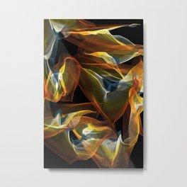 solar refections Metal Print