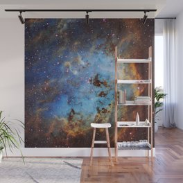 The Tapdole Nebula Wall Mural