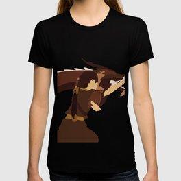 Avatar The Last Airbender Minimalist Zuko T-shirt