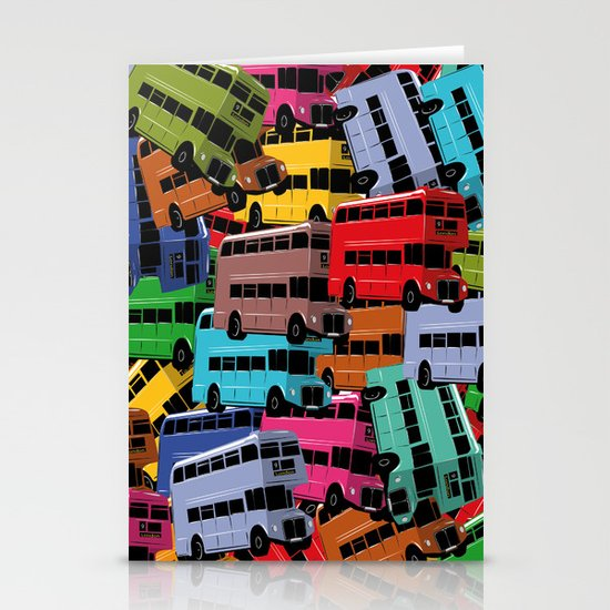 London Calling n°2! Stationery Cards