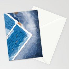 Bondi Icebergs Pools  Stationery Cards