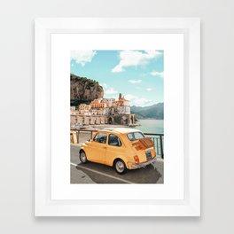 Atrani Framed Art Print