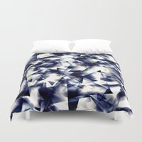 the shining Duvet Covers featuring Shining by llande