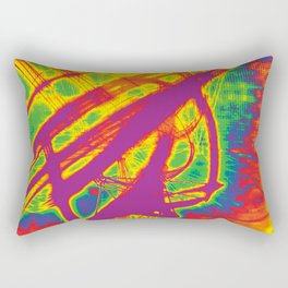 Psyde Swipe Rectangular Pillow