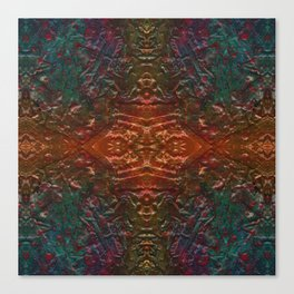 Abstract Beauty Canvas Print
