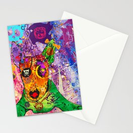 Rocket Stationery Cards