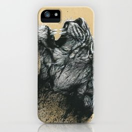 Hunger iPhone Case