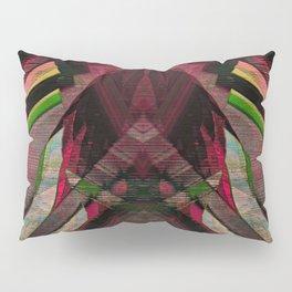 Hunter's Hood [Test Pattern <• ~] Pillow Sham