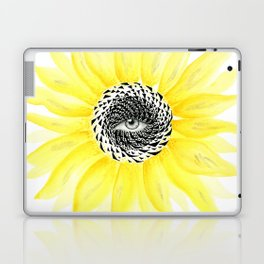 The Sunflower Eye Laptop & iPad Skin