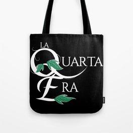 LaQuartaEra_Black Tote Bag