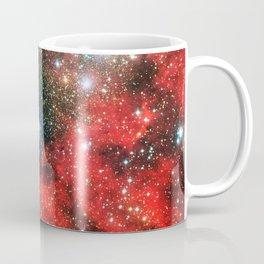 Gold Dusted Galaxy Coffee Mug