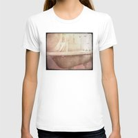 victorian T-shirts featuring Victorian Bath by Bella Blue Photography