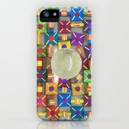 """Color Motion"" iPhone Case"