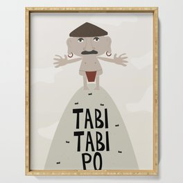 Tabi Tabi Po (Philippine Mythological Creatures Series) Serving Tray