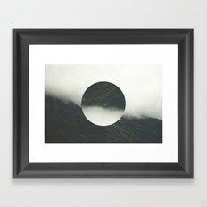 HOLLOW NATURE Framed Art Print