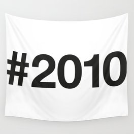 2010 Wall Tapestry