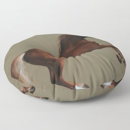George Stubbs - Whistlejacket Floor Pillow