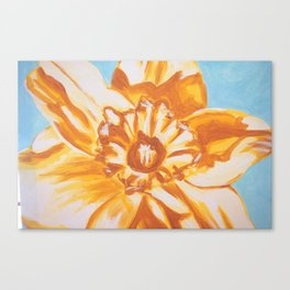 Strong but Delicate Canvas Print