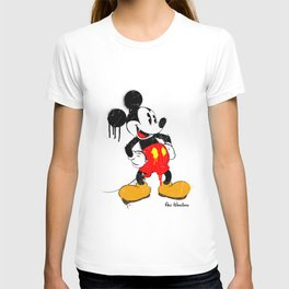 Mickey The Warrior Mouse T-shirt