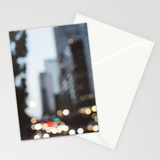 Boston Bokeh Stationery Cards
