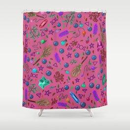 A magical mess #2 Shower Curtain