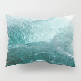 Sea Waves In Italy Pillow Sham