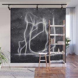 Lightning Wall Mural