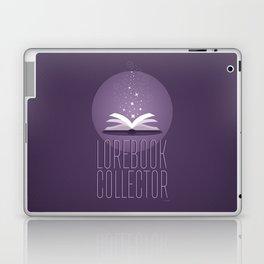 Lorebook Collector Laptop & iPad Skin