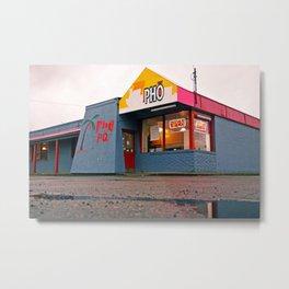 Joy Pho Metal Print
