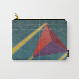 tetrahedra of space Carry-All Pouch