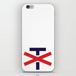 Trump, Not My President iPhone Skin