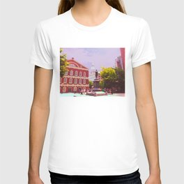 Faneuil Hall T-shirt