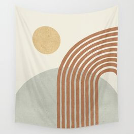 Sunny Hill Wall Tapestry