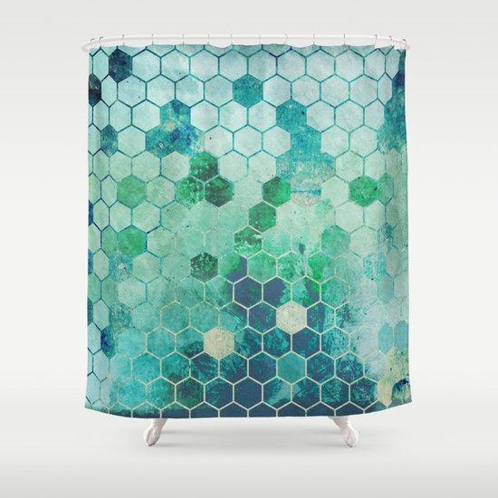 Curtains Ideas chemistry shower curtain : Chemistry Shower Curtain by Esco   Society6