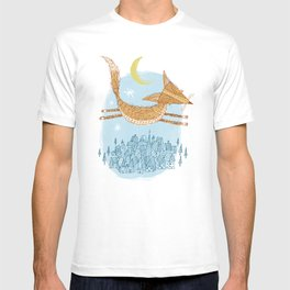 'Flying Fox' T-shirt