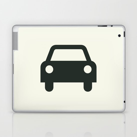 Car Laptop & iPad Skin