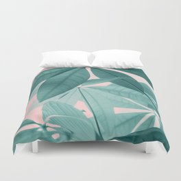 Pachira Aquatica #5 #foliage #decor #art #society6 Duvet Cover