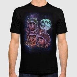 Man Cheetah Moon T-shirt