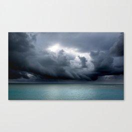 Unravelled Canvas Print