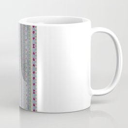 Hearts Pattern Coffee Mug